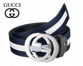 Ремень Gucci  №B060