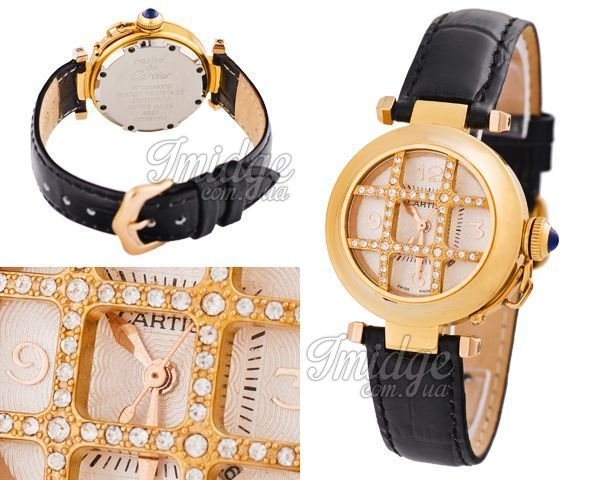 Женские часы Cartier  №MX1474