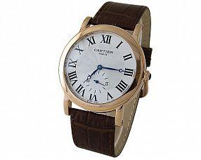 Мужские часы Cartier Модель №S160
