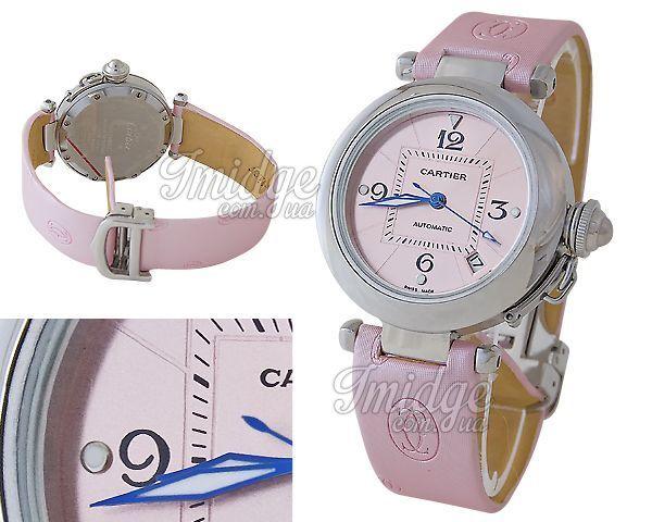 Женские часы Cartier  №C0174