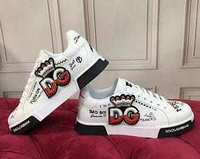 Кеды Dolce & Gabbana  №F207