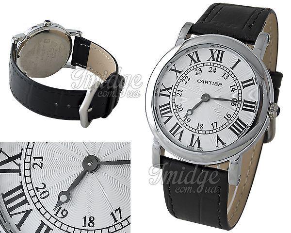 Мужские часы Cartier  №C0029