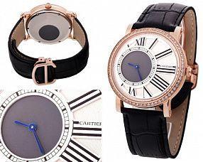 Женские часы Cartier  №MX2243