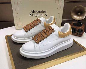 Кеды Alexander McQueen  №F122