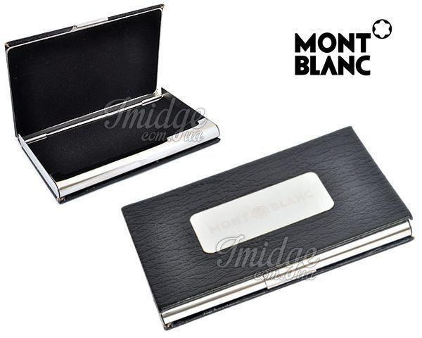 Визитница Montblanc  №C012