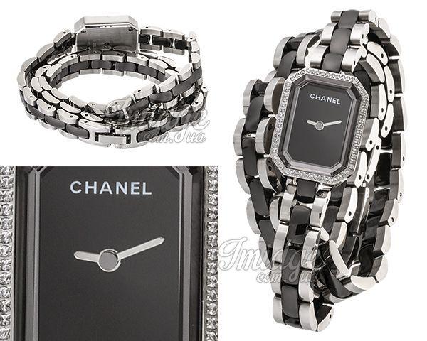 Женские часы Chanel  №MX3026 (Референс оригинала H3058)