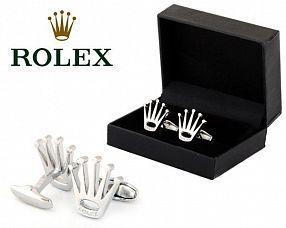 Запонки Rolex  №396