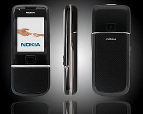 Nokia Модель 8800 Carbon Arte