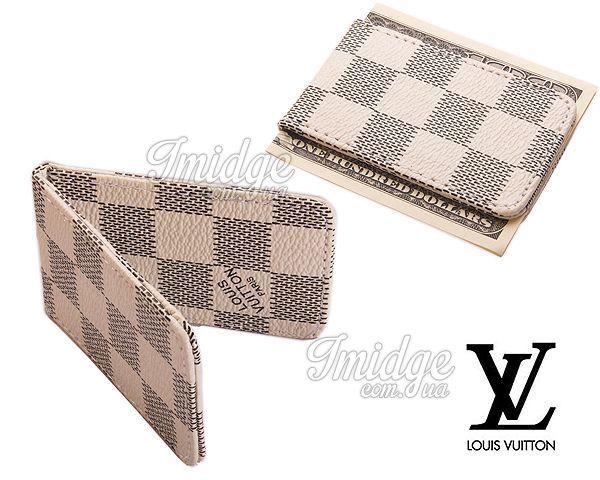 Зажим для денег Louis Vuitton  Z0019