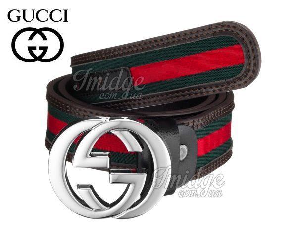 Ремень Gucci  №B061