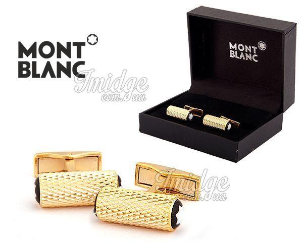 Запонки Montblanc  №328