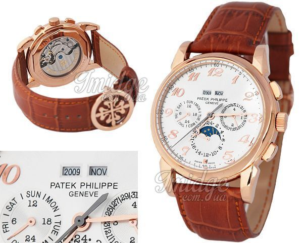 Мужские часы Patek Philippe  №N0032-1