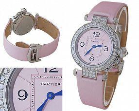 Копия часов Cartier  №C0041