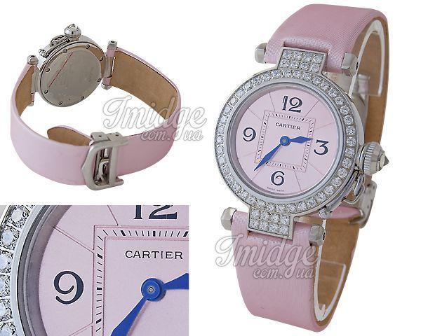 Женские часы Cartier  №C0041