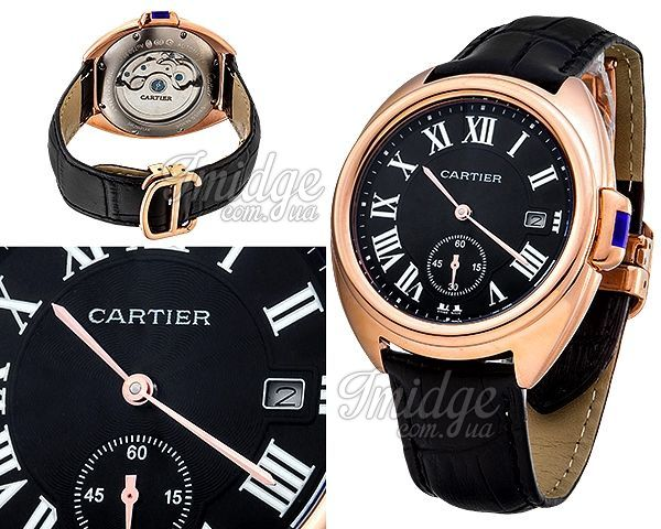 Мужские часы Cartier  №N2451