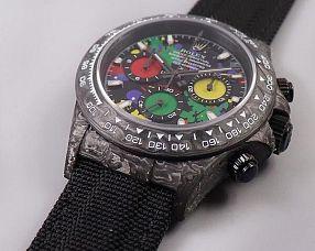 Мужские часы Rolex  №MX3632 (Carbon Motley)