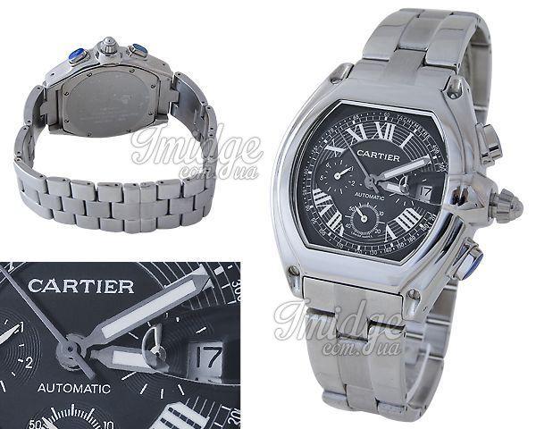 Мужские часы Cartier  №C0063