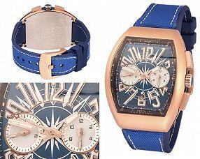 Мужские часы Franck Muller  №N2581