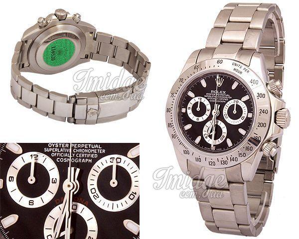Мужские часы Rolex  №M2990 (Референс оригинала 116520-Black)