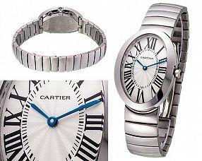 Женские часы Cartier  №MX3221
