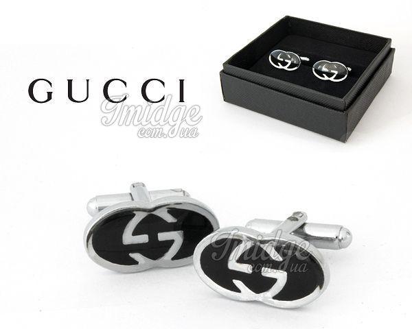 Запонки Gucci  №228
