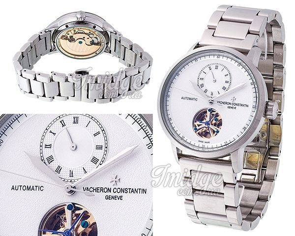 Мужские часы Vacheron Constantin  №MX3235