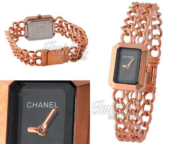 Женские часы Chanel  №MX0536