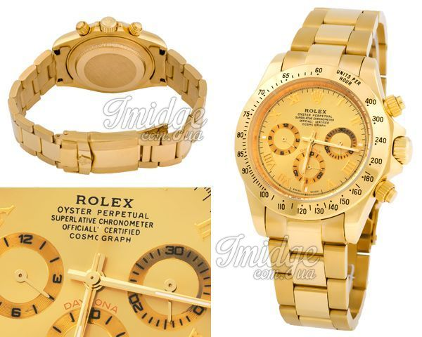 Мужские часы Rolex  №M4454