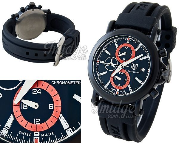 Мужские часы Tag Heuer  №H0375