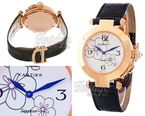 Женские часы Cartier  №MX1515