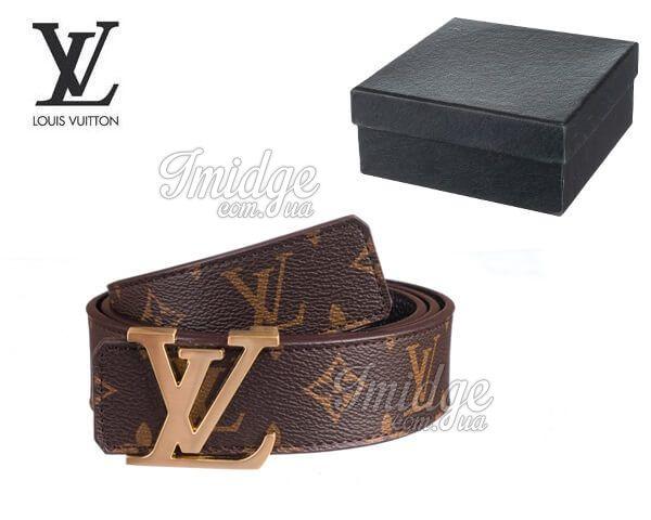 Ремень Louis Vuitton  №B078