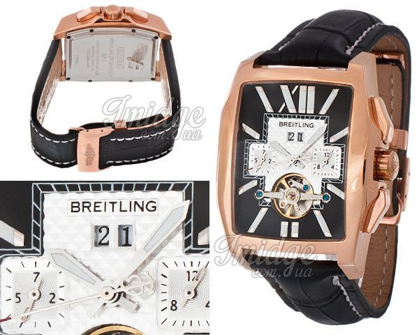 Мужские часы Breitling  №MX1655