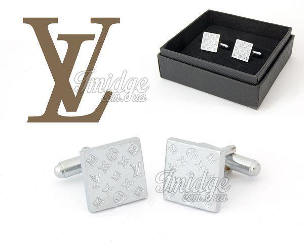 Запонки Louis Vuitton  №214