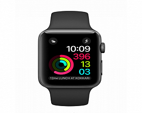 Унисекс часы Apple Watch Модель №MX3176