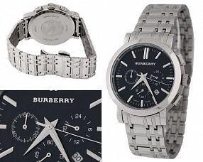 Мужские часы Burberry  №N0940