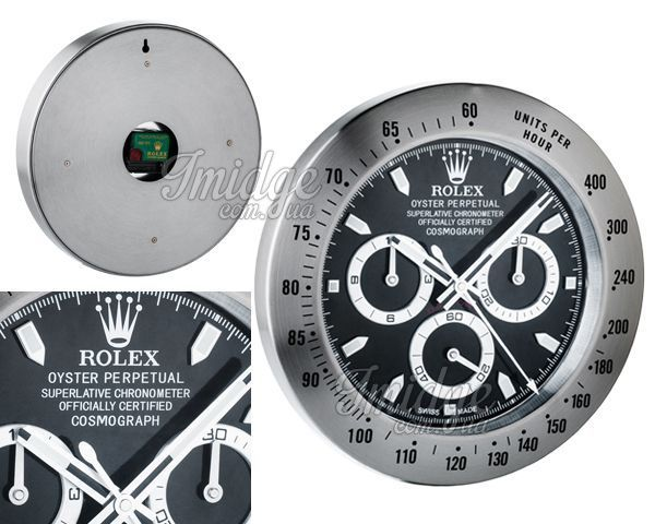 Настенные часы Rolex  №WC004