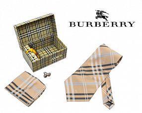 Галстук Burberry  №T002