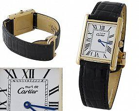 Унисекс часы Cartier  №H0493