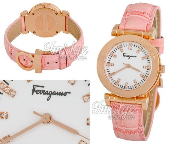 Женские часы Salvatore Ferragamo  №MX1081