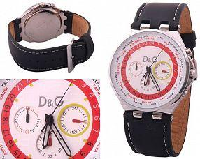 Унисекс часы Dolce & Gabbana  №MX0340