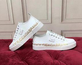Кеды Dolce & Gabbana  №F204
