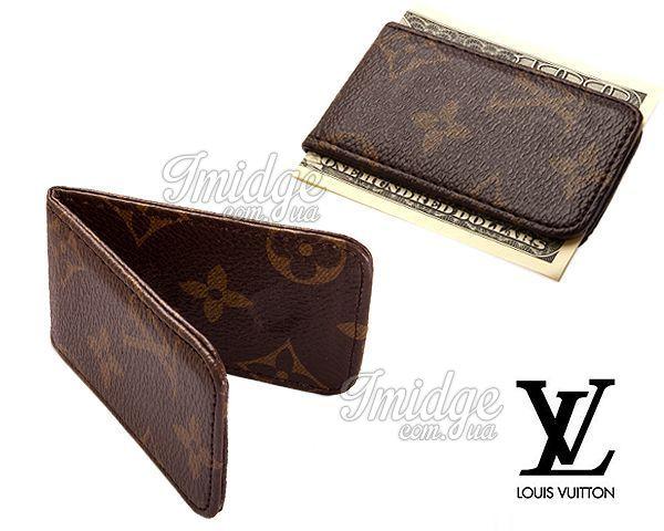 Зажим для денег Louis Vuitton  Z0015