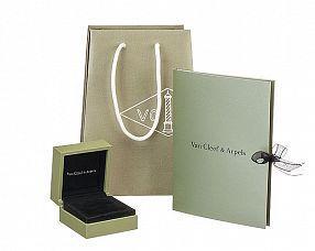 Коробка для украшений Van Cleef & Arpels №1195