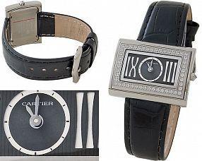 Женские часы Cartier  №P0027