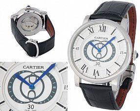 Мужские часы Cartier  №N0545