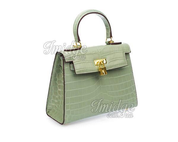 Женская сумка Hermes бежевого цвета  №S871