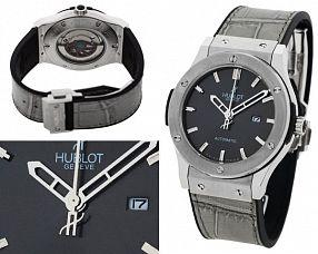 Мужские часы Hublot  №N2145