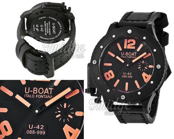 Мужские часы U-BOAT  №MX1506