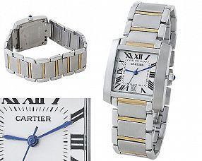Женские часы Cartier  №C0091